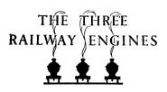 TheThreeRailwayEnginesSilhouette