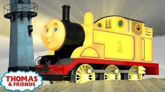 Thomas and the Lighthouse Thomas' Magical Birthday Wishes Thomas & Friends UK Kids Cartoon