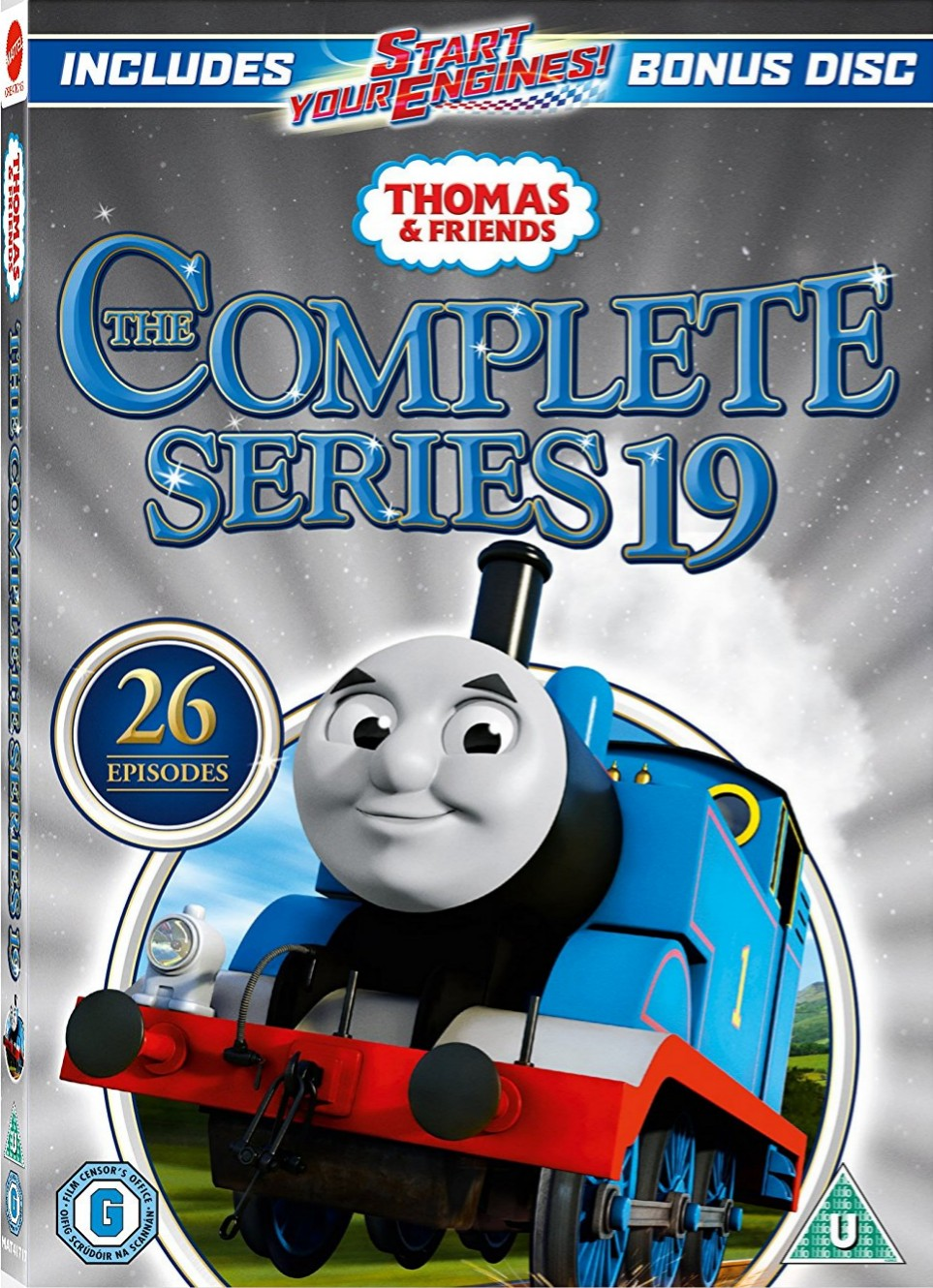 the complete series 19 thomas the tank engine wikia. Black Bedroom Furniture Sets. Home Design Ideas