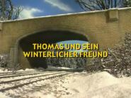 Thomas'FrostyFriendGermantitlecard
