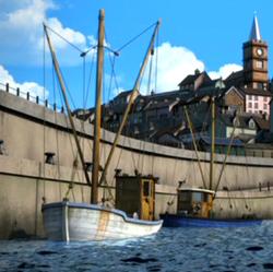 FishingBoatCGI