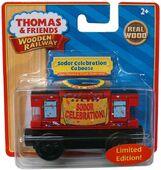 ThomasWoodenRailwaySodorCelebrationCaboose