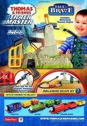 TrackMasterAvalancheEscapeSetAdvertisement