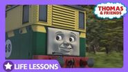 Anyone Can Be a Hero Life Lesson Thomas & Friends