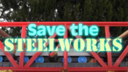 Save the Steelworks logo
