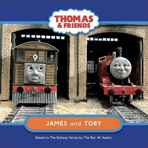 James And Toby