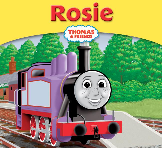 Rosie (Story Library book) | Thomas the Tank Engine Wikia ...