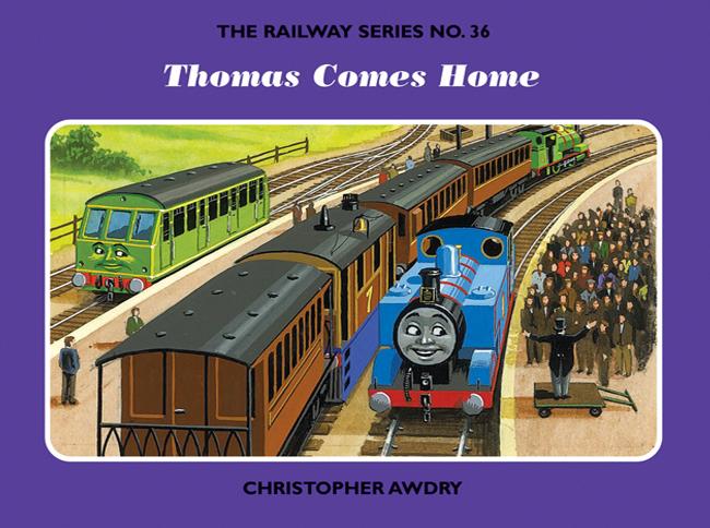 Outstanding Thomas Comes Home Thomas The Tank Engine Wikia Fandom Download Free Architecture Designs Scobabritishbridgeorg