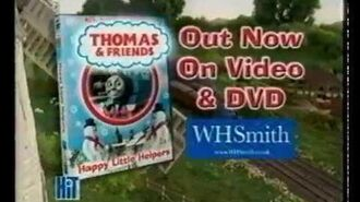 Happy Little Engines DVD & VHS UK Advert