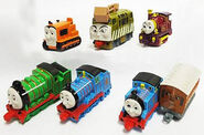 ThomasMiniDiecastCollectionNewSelection2