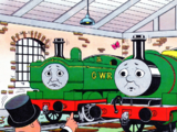 Trouble in the Harbour Yard