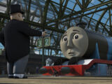 Henry Gets the Express