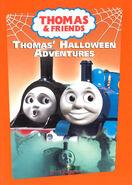 Thomas'HalloweenAdventures2006DVDcover