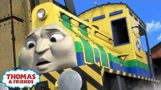 Thomas & Friends UK Grudge Match Life Lesson Kids Cartoon