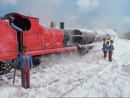 ThomasandPercy'sChristmasAdventure10