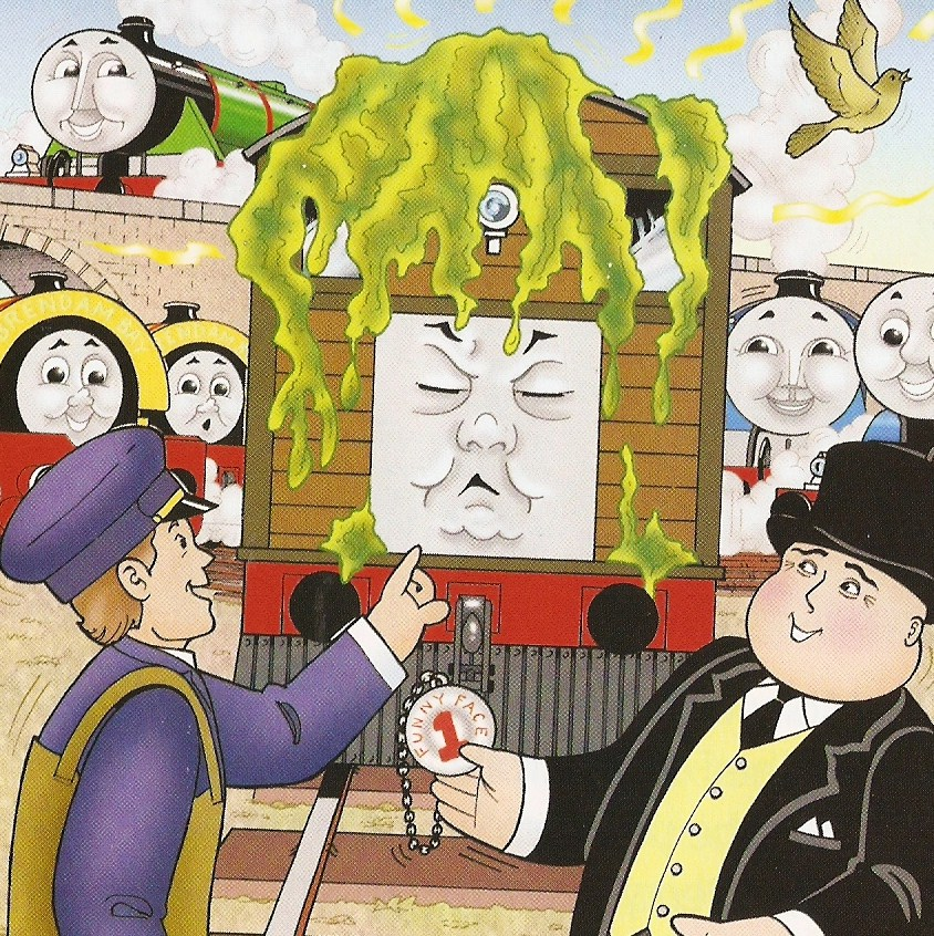 Funny Faces! | Thomas the Tank Engine Wikia | FANDOM ...