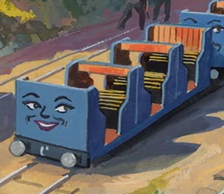 Ada Jane And Mabel Thomas The Tank Engine Wikia Fandom Powered