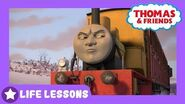 Thomas & Friends Chucklesome Trucks Life Lessons Kids Cartoon