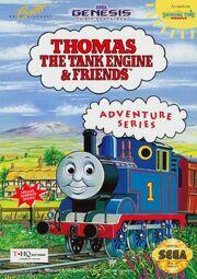 ThomastheTankEngine(SegaGenesis)cover