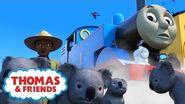 Thomas & Friends UK ⭐What Did Thomas Learn In Australia? 🌍 ⭐My Hometown My Australia ⭐Cartoons