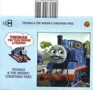 ThomasandtheMissingChristmasTreeLadybirdbookcassettecover