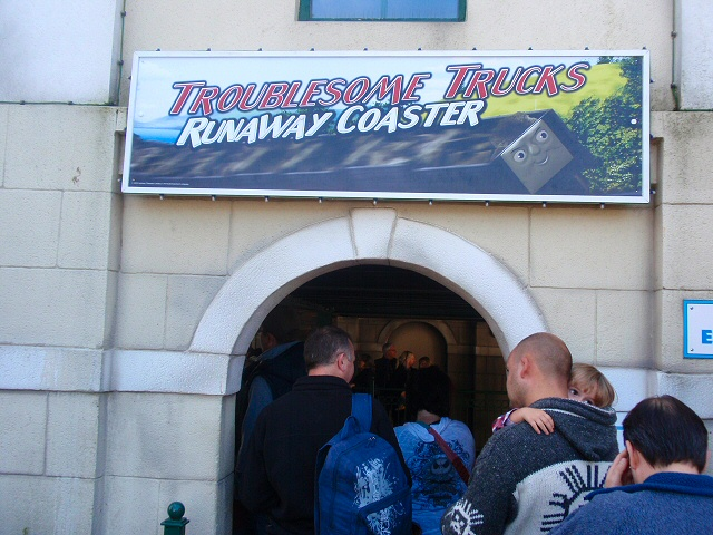 File:TroublesomeTrucksRollerCoasterSign2015.jpg