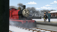 ThomasAndTheSnowmanParty11