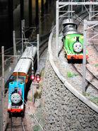 Edward&PercyModelsHaraRailway