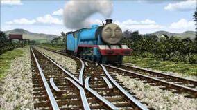 David Murray's Railway Theme