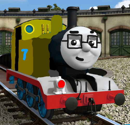 brett the tank engine thomas friends fanfic wiki fandom powered by wikia. Black Bedroom Furniture Sets. Home Design Ideas