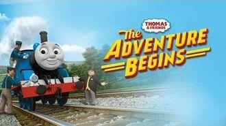 Thomas & Friends - The Adventure Begins (Full Movie)