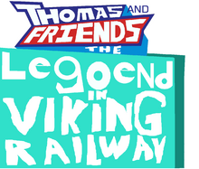 Thomas And Friends In the Legend In Viking Railway