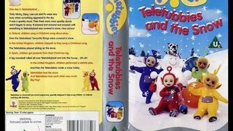 Teletubbies and the Snow VHS (1999)