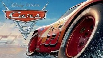 LIGHTNING MCQUEEN CARS 3 DRIVEN TO WIN 2017 VIDEO GAME DISNEY PIXAR