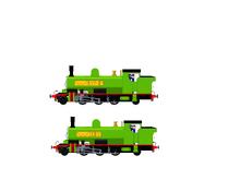 12.Wayne And Woody Twin Engine