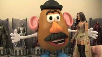 Toy Story Collection Animated Talking Mr
