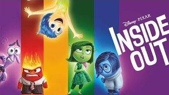 Disney Pixar Inside Out - Full Movie-Based Game for Kids in English (Disney Infinity 3