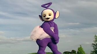 Teletubbies All About Tinky Winky