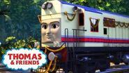Thomas & Friends UK Meet Noor Jehan of India! 🇮🇳 Thomas & Friends New Series Videos for Kids