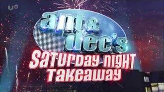 Ant & Dec's Saturday Night Takeaway - Opening Titles 2020