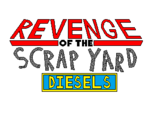 Thomas and Friends: Revenge of the Scrap-Yard Diesels