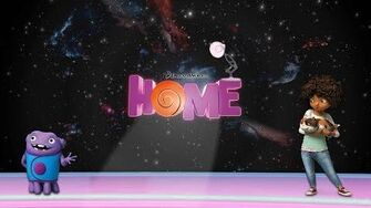 747-Home Movie-DreamWorks Spoof Pixar Lamp Luxo Jr Logo