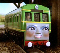 Daisy (Thomas and Friends)