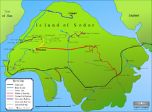 Island of Sodor my series