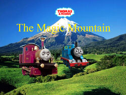 The Magic Mountain Poster