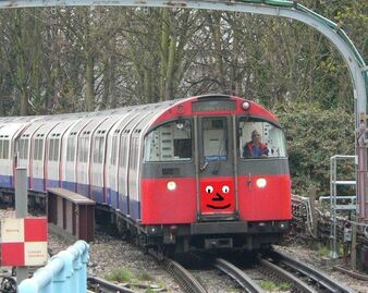 The Tube Train