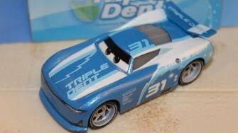 Mattel Disney Cars 3 Cam Spinner (Triple Dent 31 Next-Gen) Piston Cup Racer