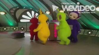 Teletubbies Tubby Dance Time Event Follow The Leader Dance-0