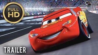 🎥 CARS (2006) Full Movie Trailer in HD 1080p
