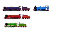 34.TIMBENTOWN Miniature Railway